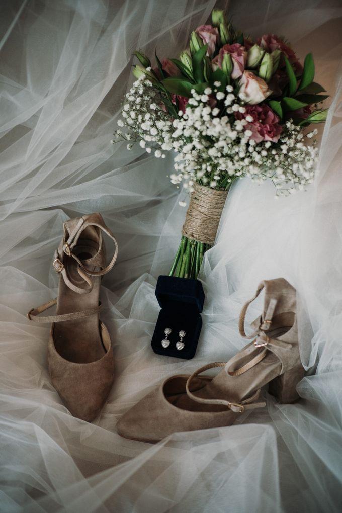 Nicole & Daniel Wedding at Menara Imperium by AKSA Creative - 001