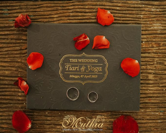 Wedding Of Tiari & Yoga by Muthia Catering - 003