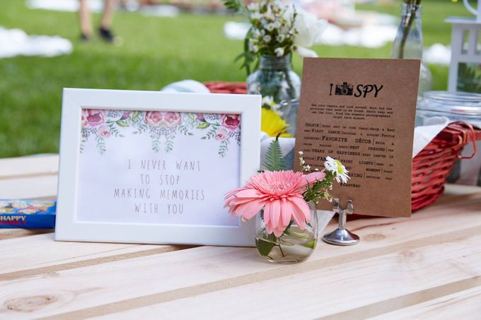 Picnic Wedding at the Park by Megu Weddings - 002