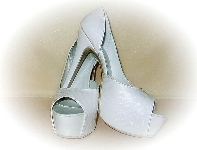 BRIDAL SHOES by Pamela Falli - 005