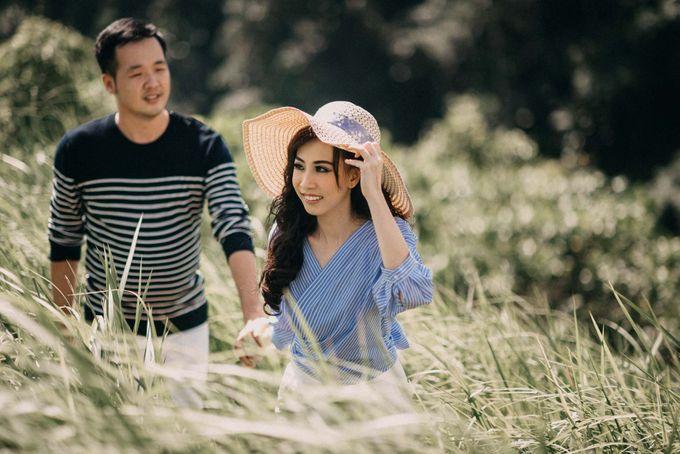 SUNDORO & LIA PREWEDDING by DHIKA by MA Fotografia - 002