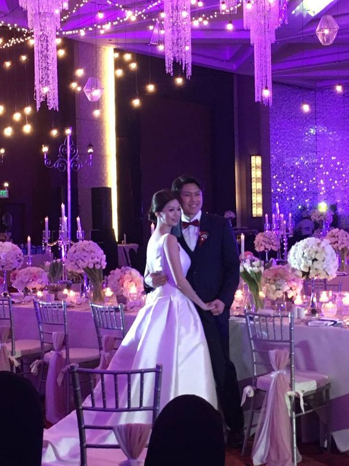 Paul and Robyn Wedding at Sofitel Manila Grand Ballroom by Orange Lights and Sounds Inc. - 002