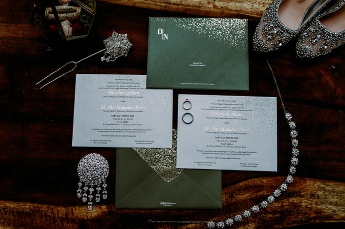 Dheafina & Nur Wedding at Azila Villa by AKSA Creative - 002