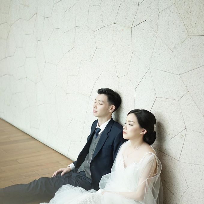 wedding of Jason Ekatama Arief & Octavia S by Macherie dressmaker - 002