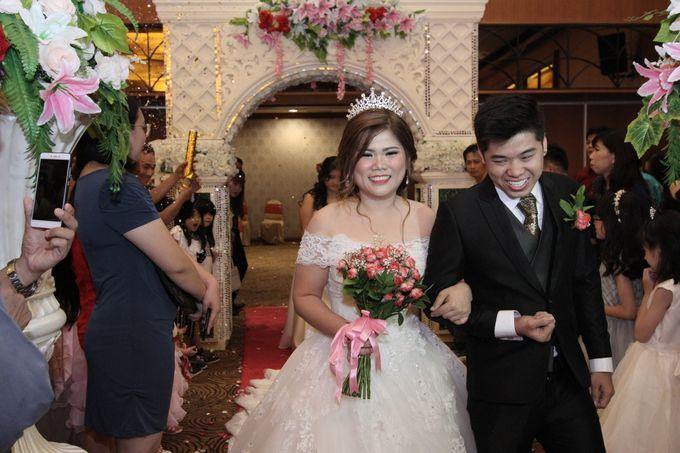 Wedding party of David and Shu Li at Angke Restaurant by JJ Bride - 001