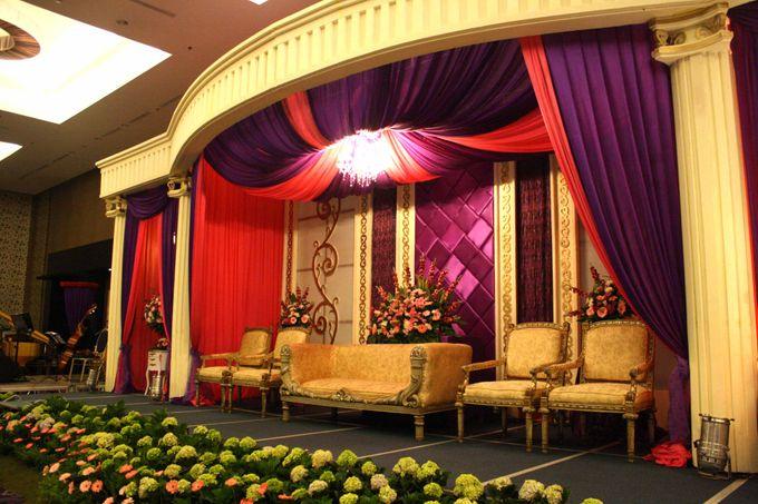 Wedding Decoration & Set Up at Holiday Inn Bandung Pasteur by Holiday Inn Bandung Pasteur - 001