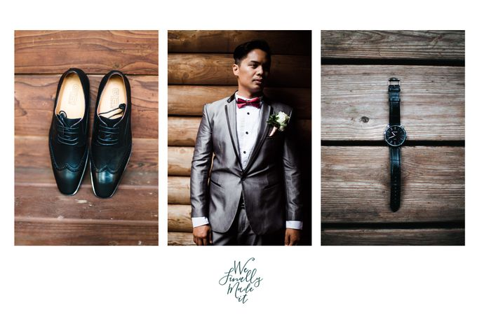 Mac x Erica - Tagaytay Wedding by We Finally Made It - 019
