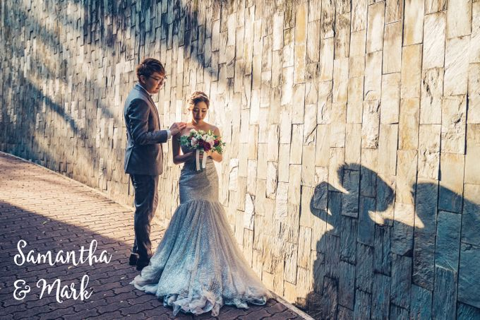 [Video] Hotel Fort Canning Wedding by Darren and Jade Photography - 001