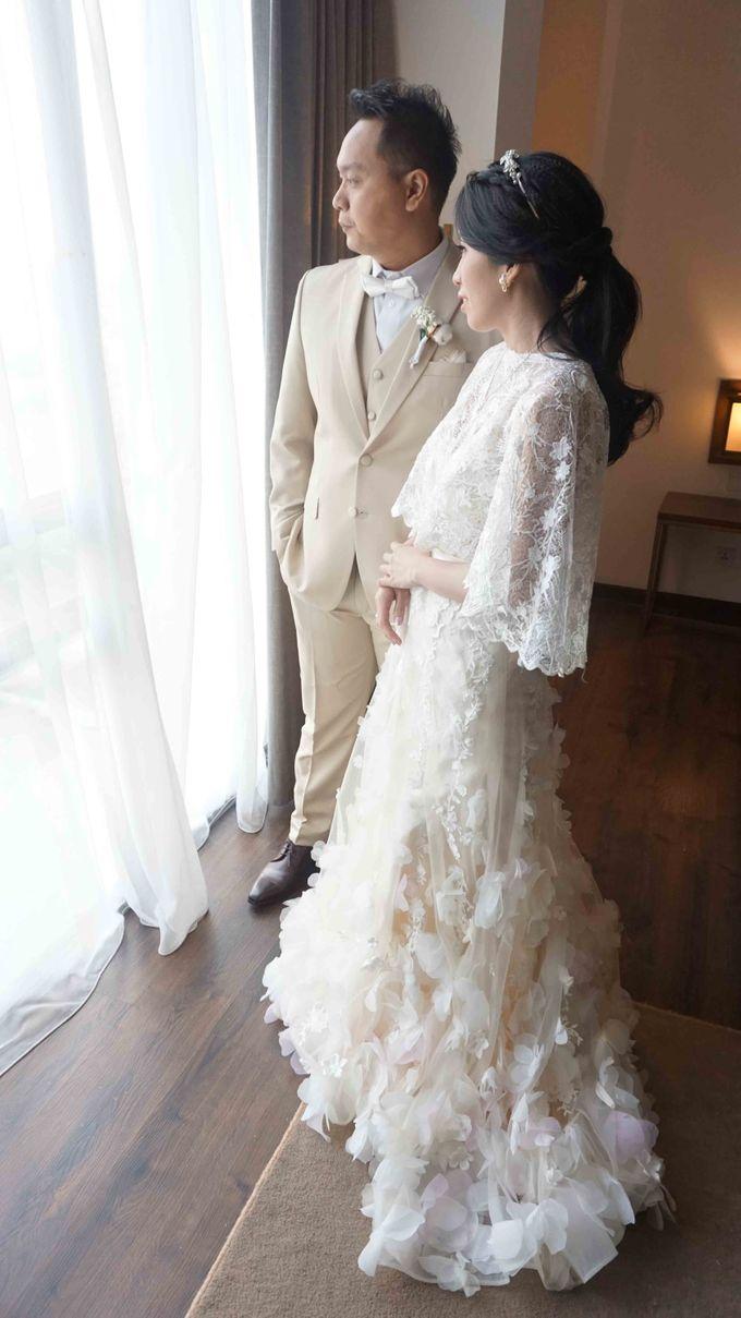 The wedding of Alvin Chandra & Yunita Tamsir by Anthony Stevven - 002