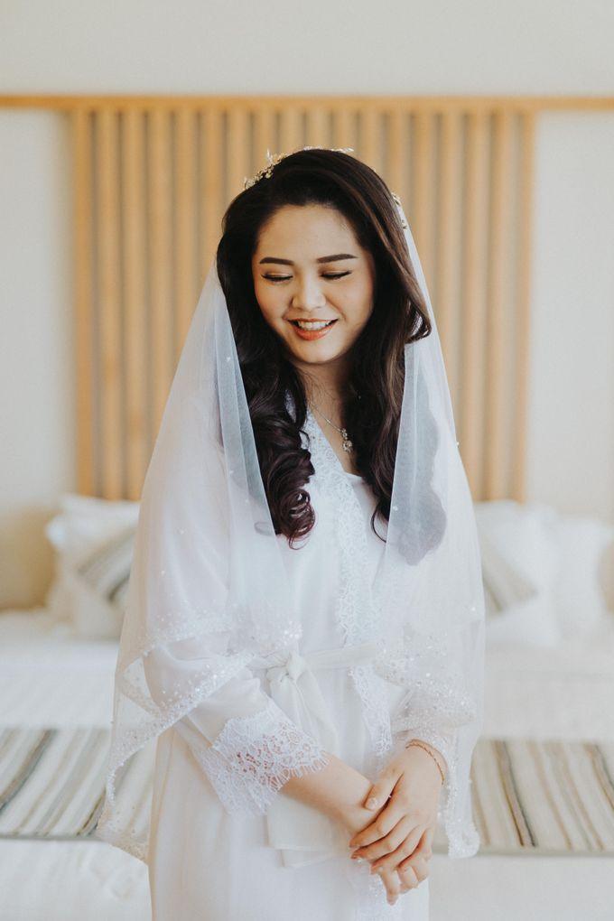 Makeup Wedding Dicky & Erika by Panda Wedding Organizer - 002