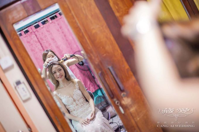 Actual Day by Cang Ai Wedding - 011