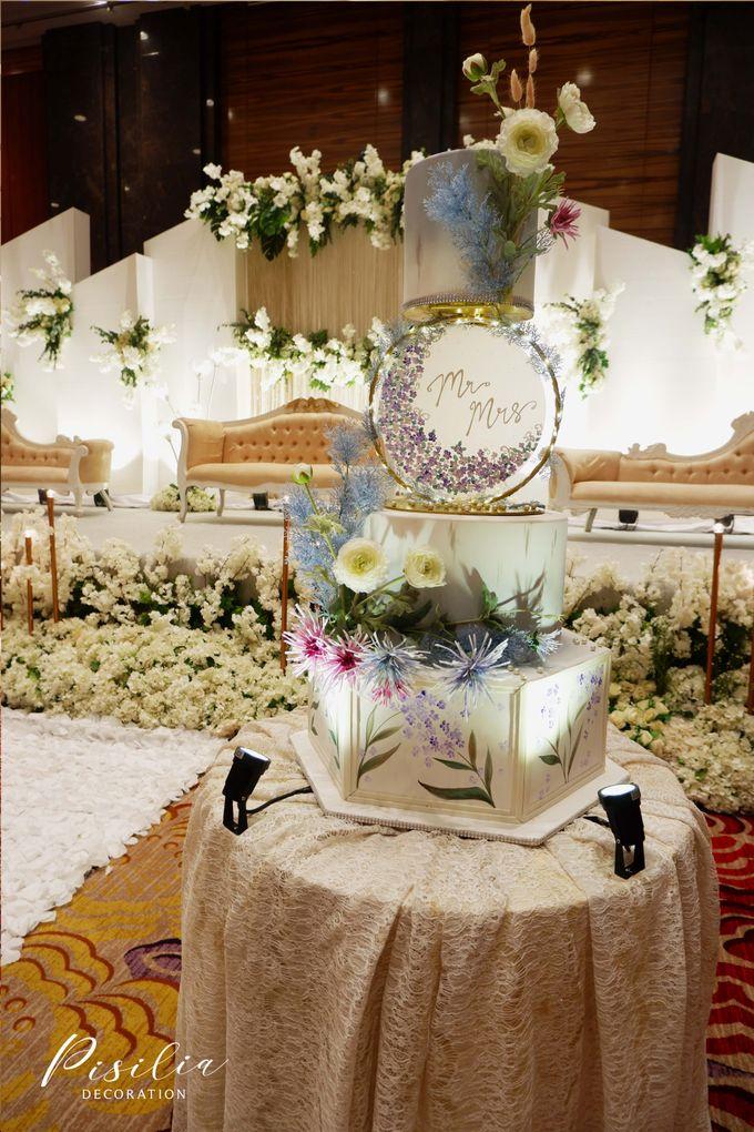 IKK Skeno Hall, Emporium Pluit, 25 Jul '20 by Pisilia Wedding Decoration - 001