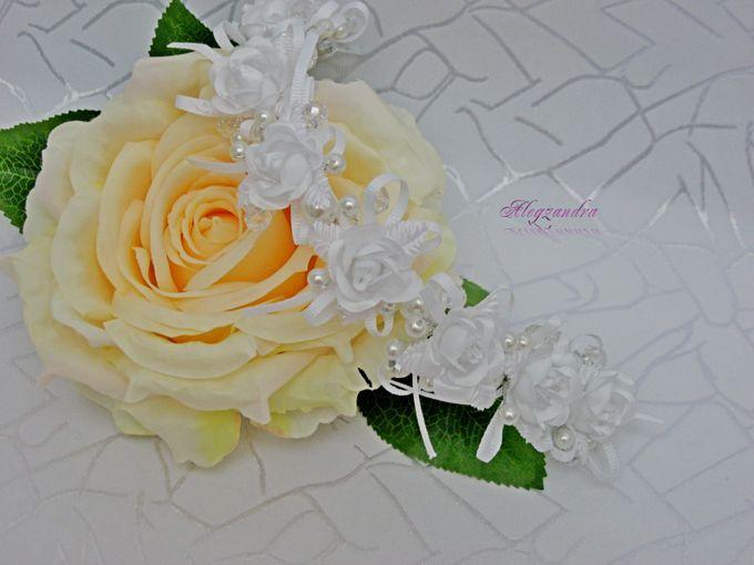 Bridal Tiara by Pamela Falli - 012