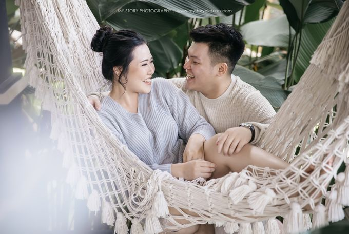 Pre-wedd Kevin Fiona by My Story Photography & Video - 002