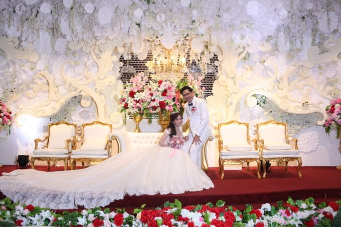 The Wedding Of Aris Pram & Vonny Tay by ID Organizer - 002
