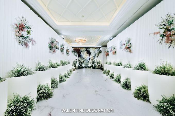Glenn & Jesslyn Wedding Decoration by Valentine Wedding Decoration - 002