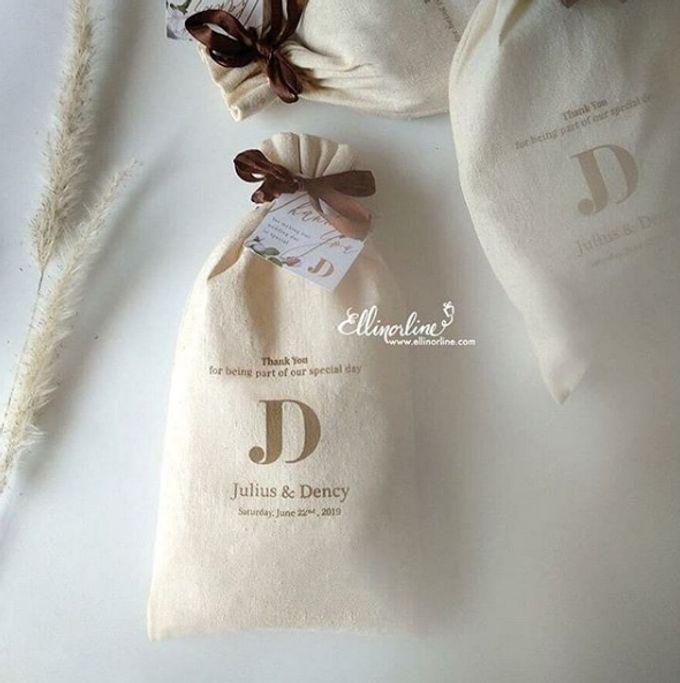 Wedding of Julius & Dency by Ellinorline Gift - 002