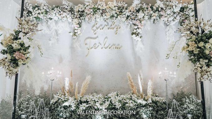 Sandy & Ferlina Wedding Decoration by TOM PHOTOGRAPHY - 003