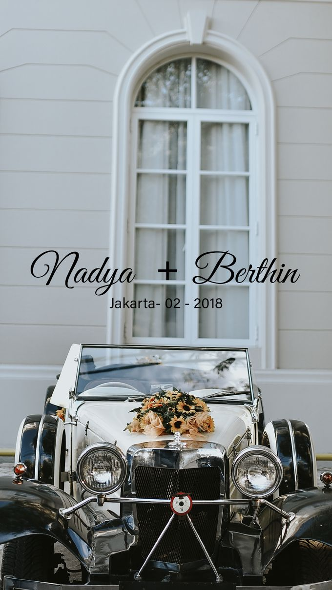 nadya & berthin by akar photography - 001