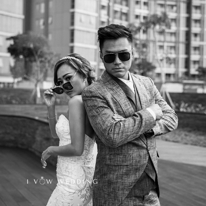 The Wedding of William & Shanie by Ivow Wedding - 002