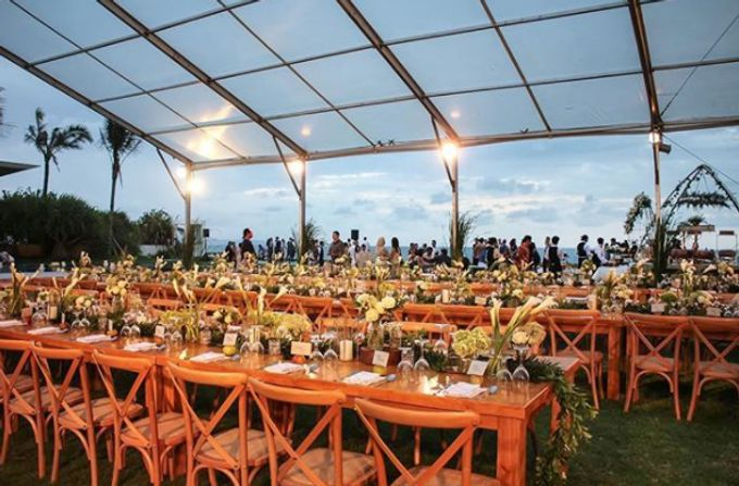 Lonardo and Felicia s wedding with ocean view by DASA Catering - 010