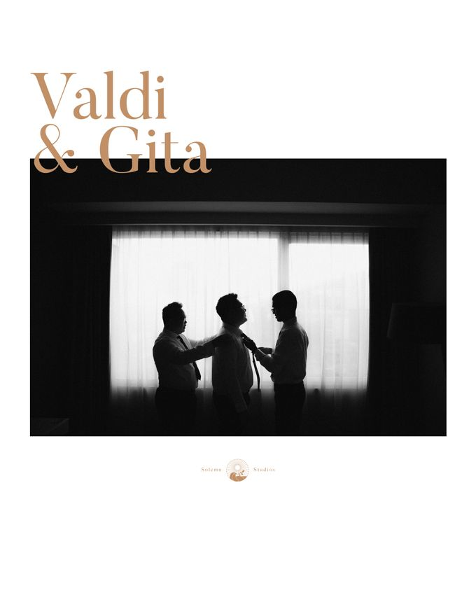 Wedding Day Gita Valdi by Solemn Studios - 008