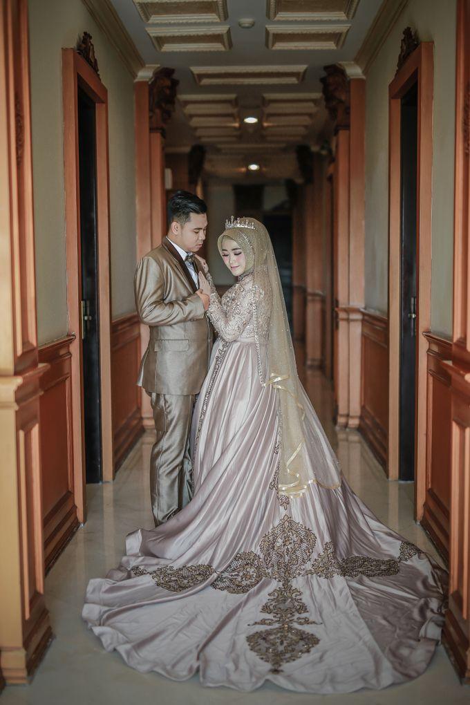 Wedding of Olivia & Bachtiar by Rashdan Planner - 008