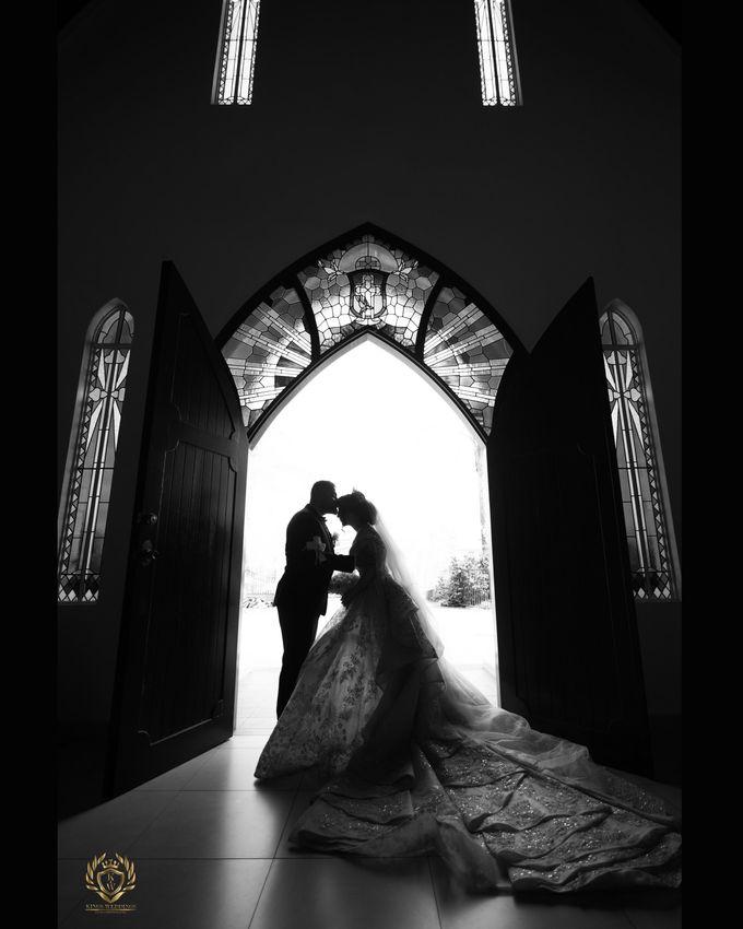 Robert & Mariam Wedding by Kings weddings film & photography - 006