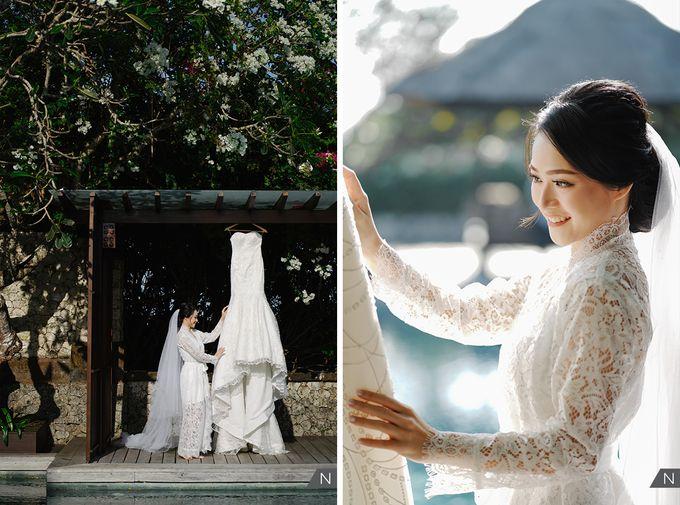Reinaldo & Beatrice Wedding by NOMINA PHOTOGRAPHY - 002