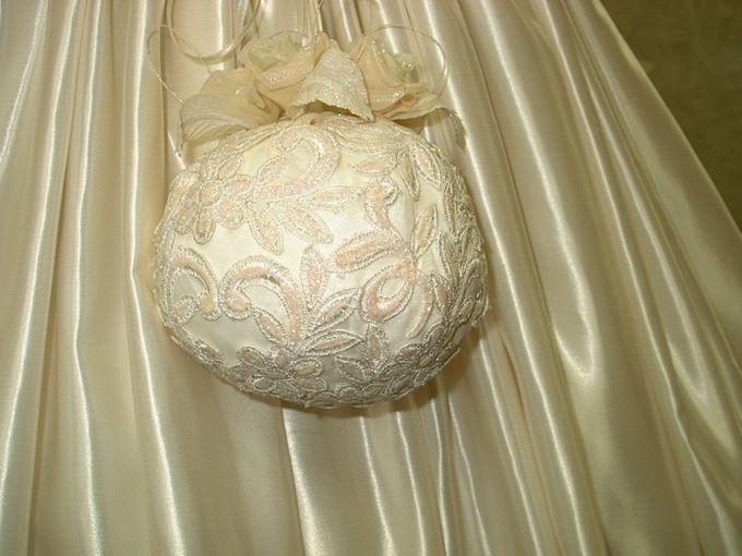 BRIDAL CLUTCHES by Pamela Falli - 022