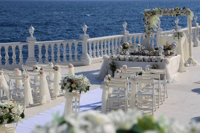 Persian wedding of Bahar & Andreas by Wedding City Antalya - 003