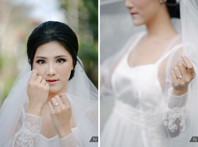 Jason & Brigitta Wedding by NOMINA PHOTOGRAPHY - 003