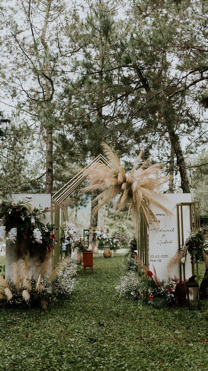 wedding Indah & Mohamed by yellow bird - 001