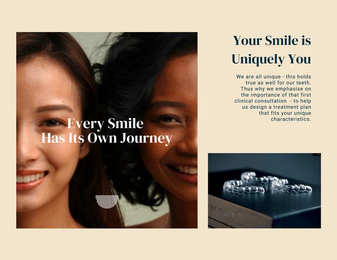 Witness the KLAR journey yourself by KLAR Smile - 002