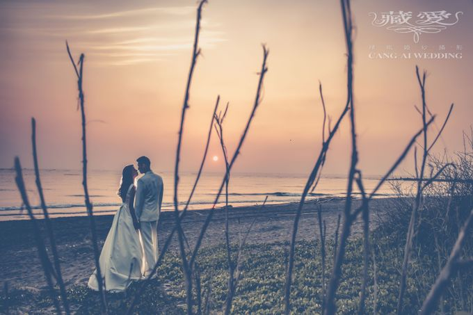 Uniquely Taiwan by Cang Ai Wedding - 002