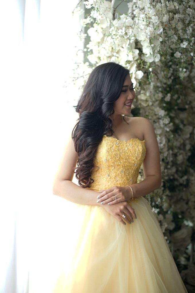 Favor Prewedding Gown - Fresh Like Lemonade by Favor Brides - 002
