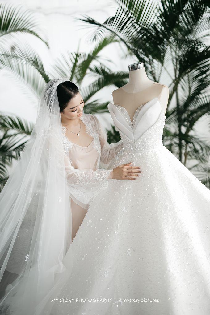 Wedding Tobi & Chrisania by My Story Photography & Video - 002