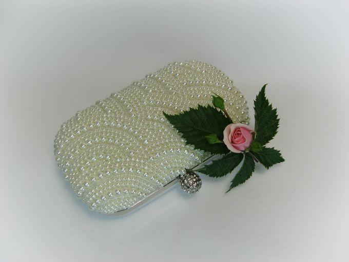 BRIDAL CLUTCHES by Pamela Falli - 003