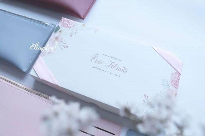 Wedding of Eric & Feliani by Ellinorline Gift - 002