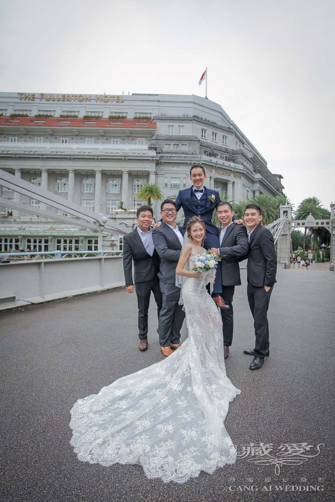 Actual Day by Cang Ai Wedding - 020