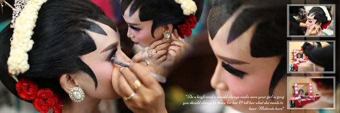 Wedding Day Linda + Rio by Coklat Photo Surabaya - 002