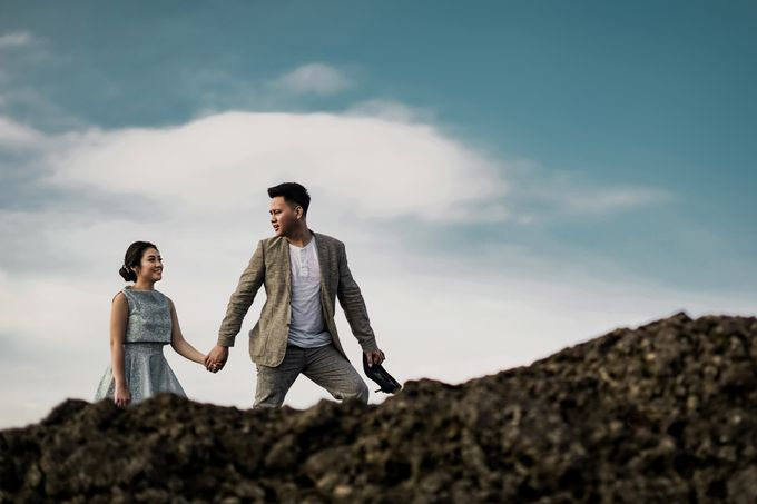 Prewed Revi & Angel by Priceless Wedding Planner & Organizer - 010