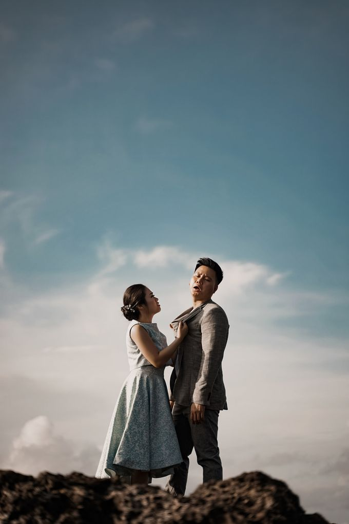 Prewed Revi & Angel by Priceless Wedding Planner & Organizer - 006