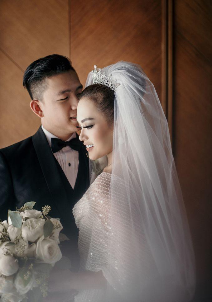 Evan & Jessica Wedding by Tefillah Wedding - 001
