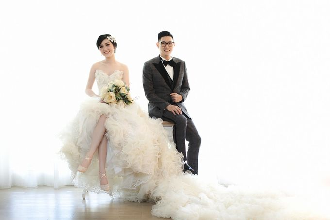 Martin & Alvita by JJ Bride - 002
