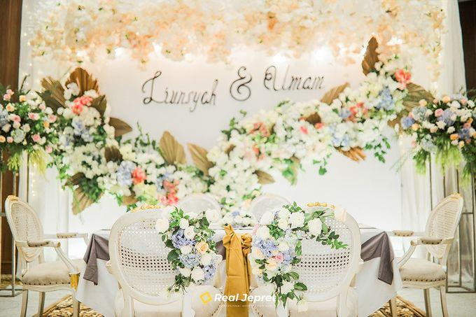 WEDDING OF LIUNSYAH & UMAM by Grand Soll Marina Hotel - 010