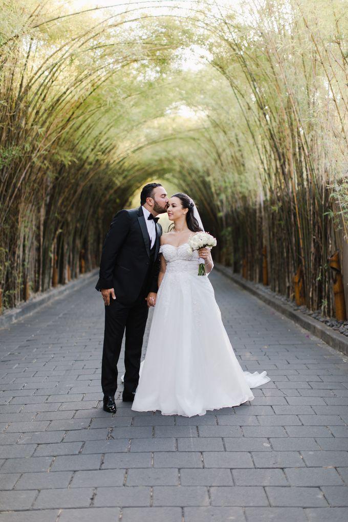Wedding Hicham & Aki by Putri Bali Makeup - 002