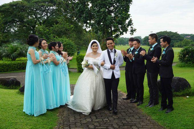 The Wedding of Gevin Salim & Yolanda Kartika Winarta by ID Organizer - 002