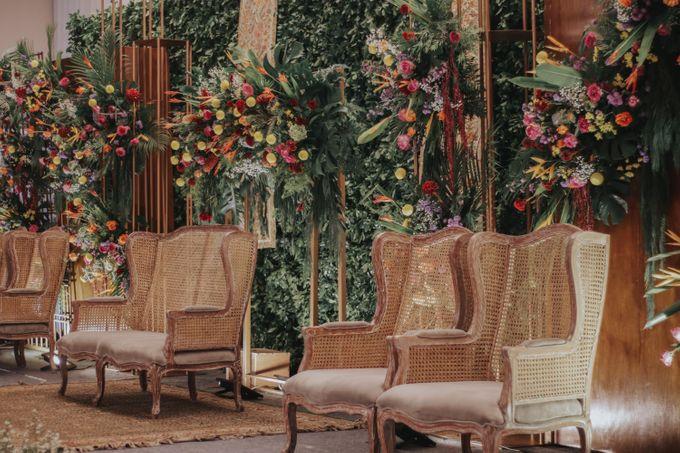 Wedding of Keyko & Malikul by Financial Club Jakarta - 006