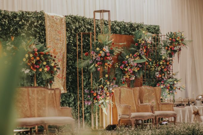 Wedding of Keyko & Malikul by Financial Club Jakarta - 012